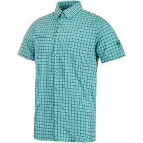 Mammut Lenni Shortsleeve Shirt Men blue